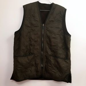 Barbour Diamond Quilted Vest